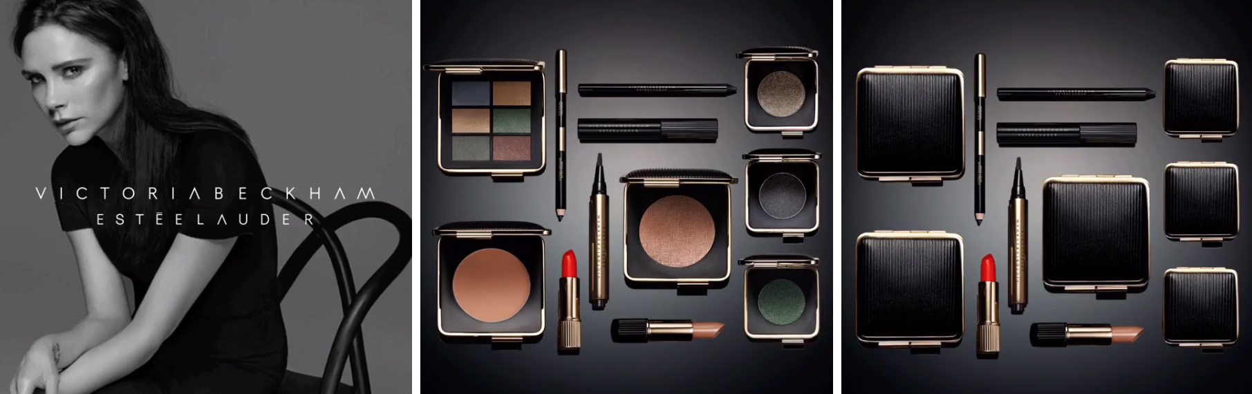 Victoria Beckham for Estee Lauder makeup collection