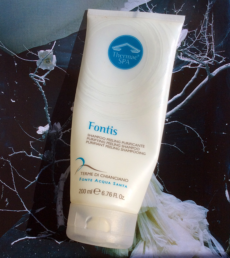 ALFAPARF Thermae Spa Fontis Purifying Peeling Shampoo Review