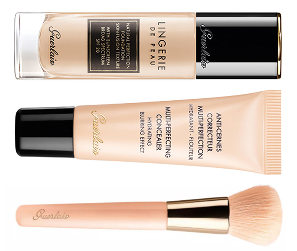 Guerlain Makeup Collection for Autumn 2016 foundation and concealer