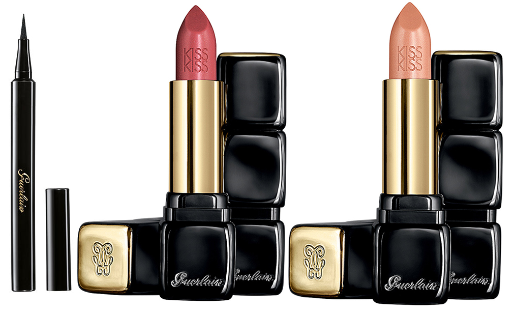 Guerlain Makeup Collection for Autumn 2016 kisskiss and eye liner