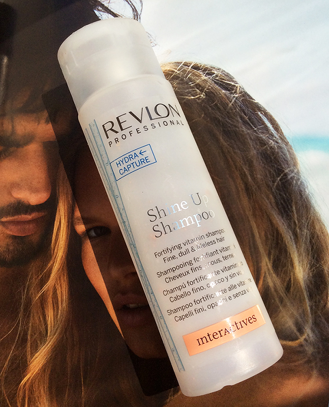 Revlon Professional Hydra Capture Shine Up Shampoo Review