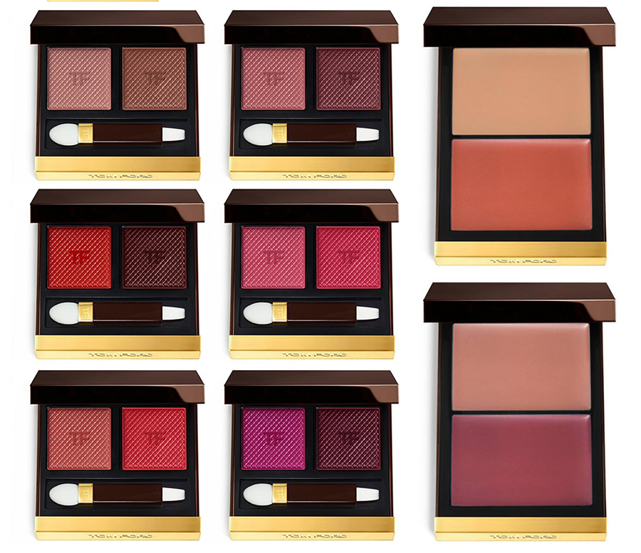 Tom Ford Makeup Collection For Spring 2017