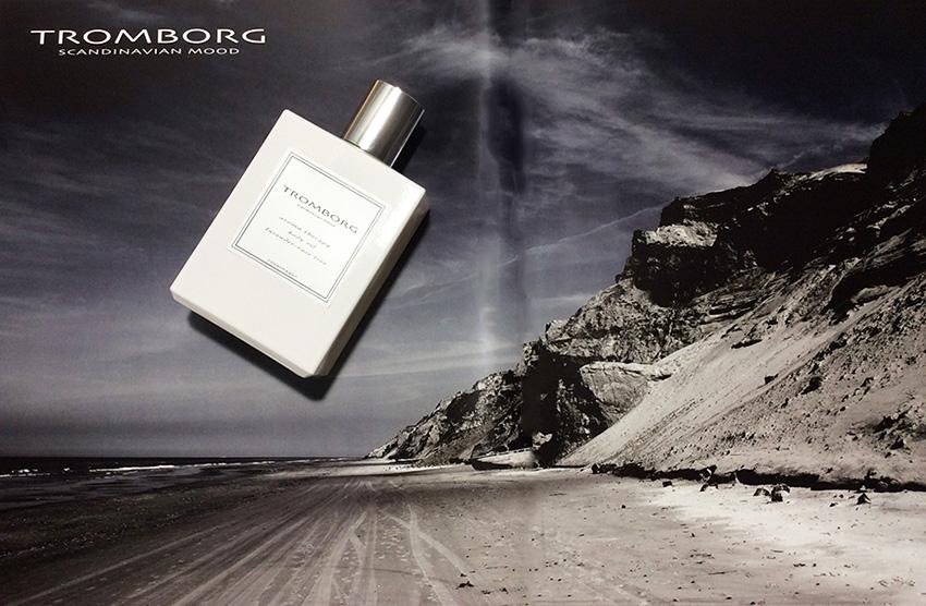 tromborg aroma therapy body oil