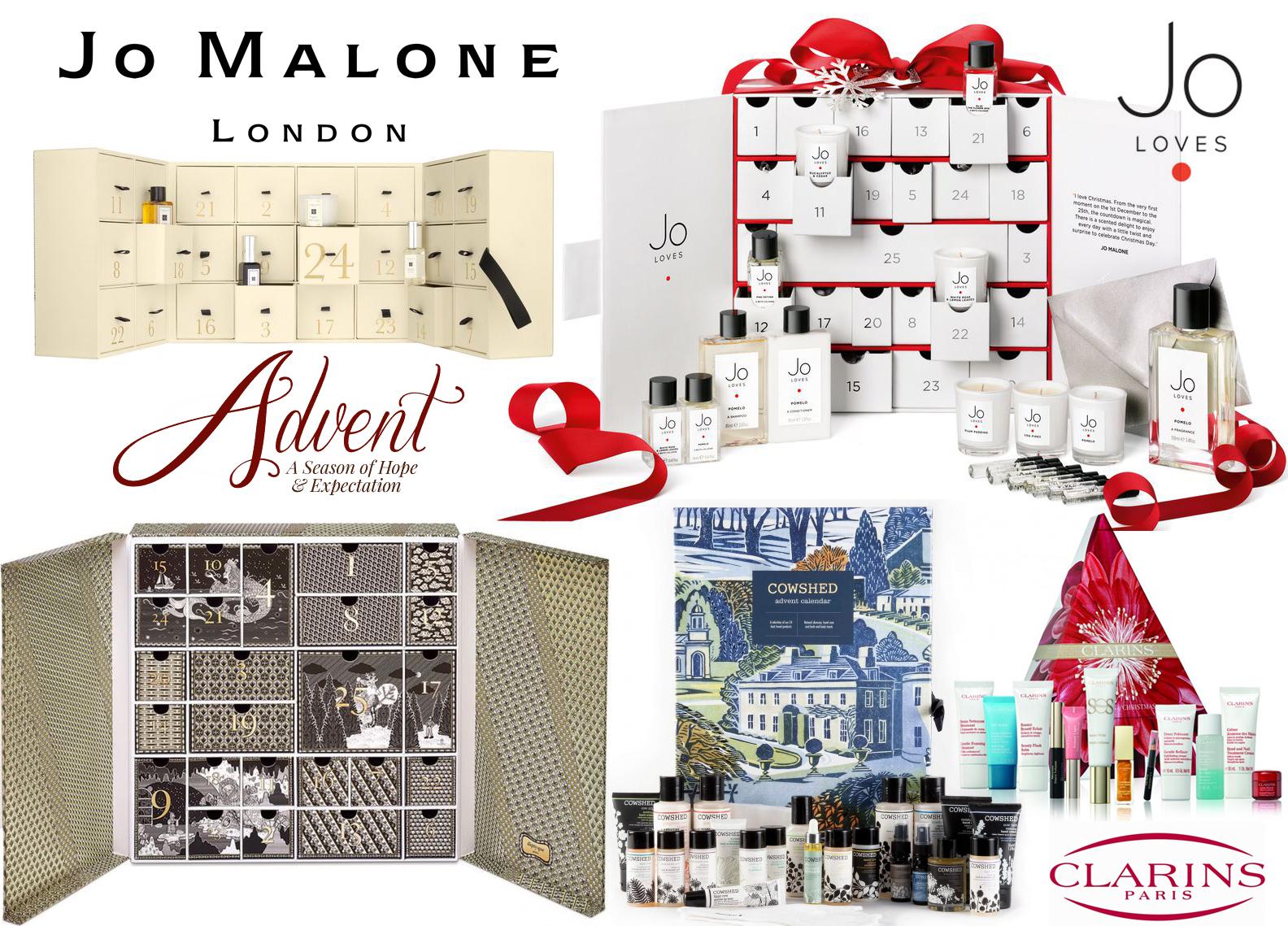 advent beauty calendars 2018 guide makeup4all. Black Bedroom Furniture Sets. Home Design Ideas