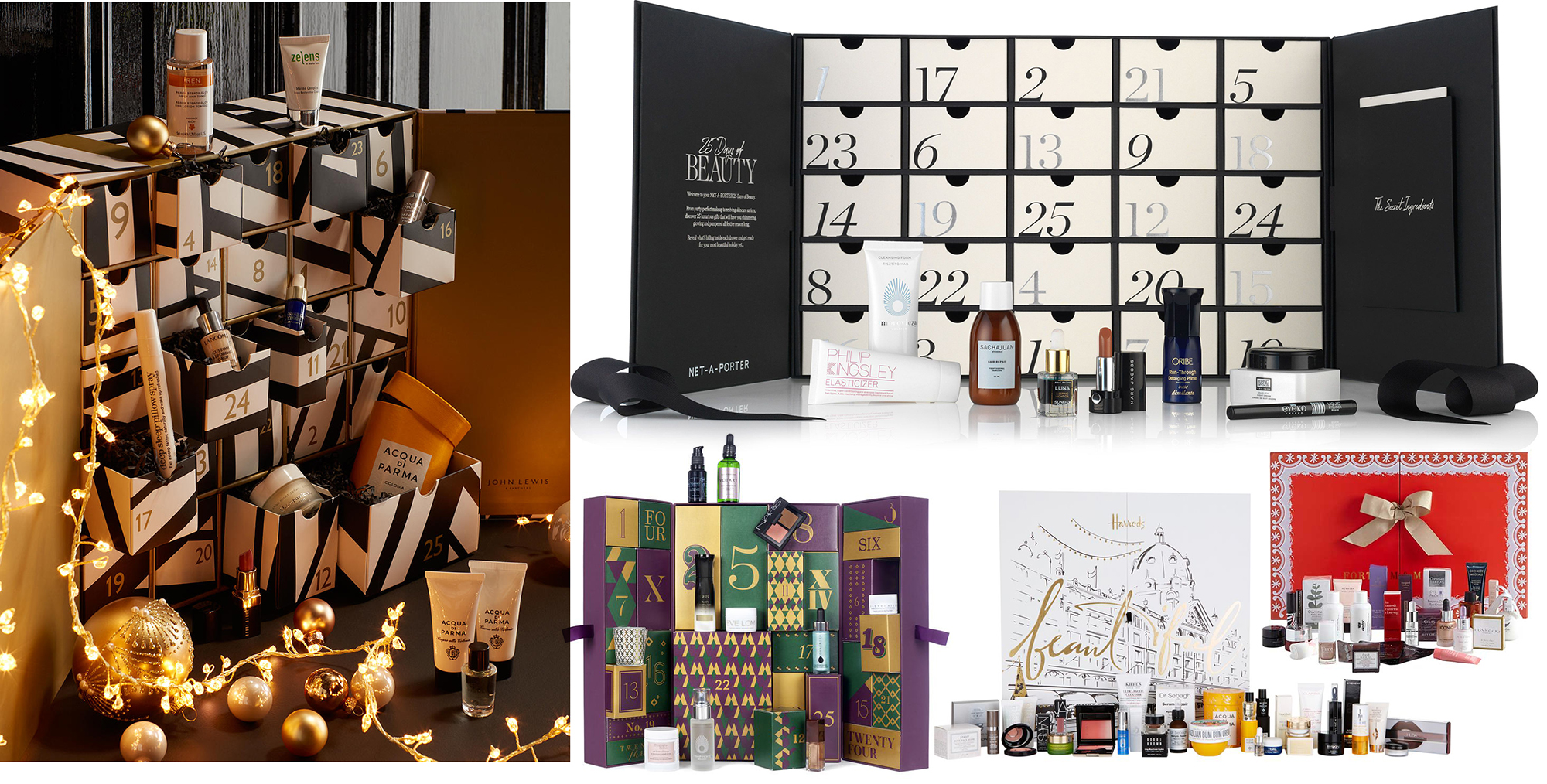 advent beauty calendars 2018 guide makeup4all. Black Bedroom Furniture Sets. Home Design Ideas